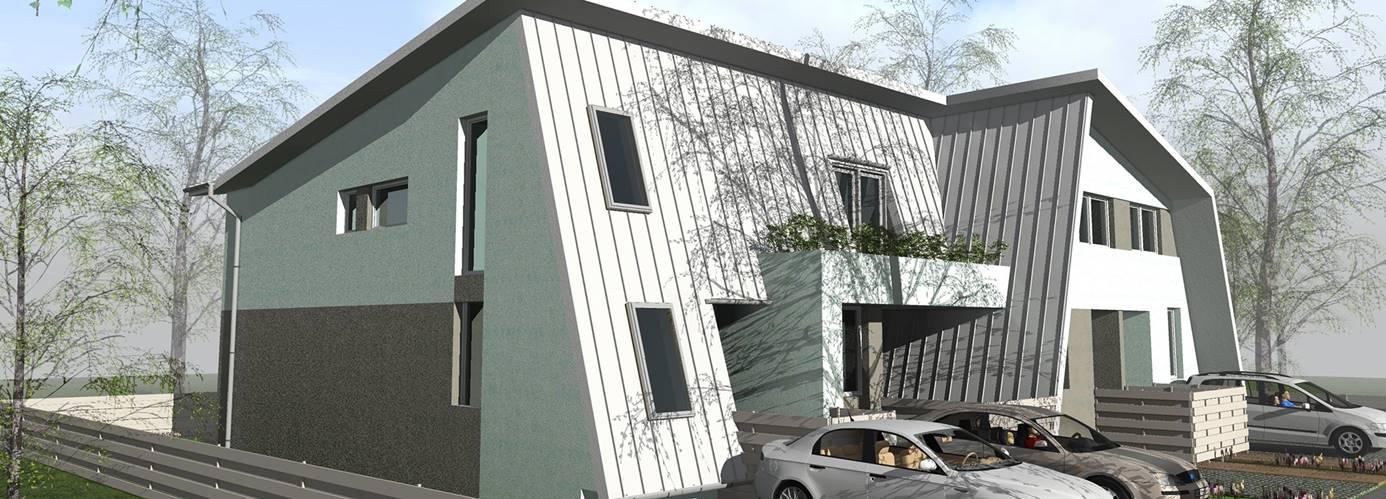 White Homes Concept